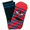 Toy Machine Sect Eye Stripe - Blue/Red - Men's Socks (1 Pair)