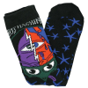 Toy Machine TurtleHead - Multi - Men's Socks (1 Pair)