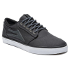 Lakai Griffin - Dark Shadow Canvas - Men's Skateboard Shoes