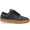Osiris Lumin - Charcoal/Black/Gum - Men's Skateboard Shoes
