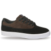 Osiris Caswell VLC - Black/Brown/White - Men's Skateboard Shoes
