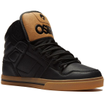 Osiris Clone - Black/Work - Men's Skateboard Shoes