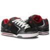 Osiris PXL - Black/Red - Men's Skateboard Shoes