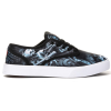 Osiris Venice - Black/White/Haunted - Men's Skateboard Shoes