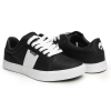 Osiris Rebound VLC - Black/Perf- Men's Skateboard Shoes