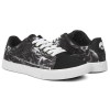 Osiris Rebound VLC - Black/White/Haunted - Men's Skateboard Shoes
