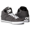 Osiris Clone - Black/White/Salt - Men's Skateboard Shoes