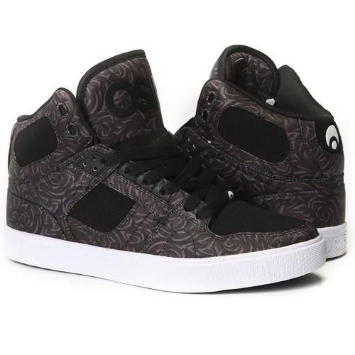 3c27f5dfef Osiris NYC 83 Vulc - Abel/Money/Rose - Men's Skateboard Shoes +Larger  Button ...