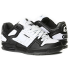 Osiris Peril - Black/White/Black - Men's Skateboard Shoes