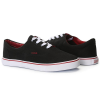 Osiris SD - Black/White/Red - Men's Skateboard Shoes