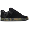 DC Court Graffik SE - Black Camouflage CA2 - Men's Skateboard Shoes