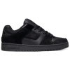 DC Manteca - Black/Black/Black 3BK - Men's Skateboard Shoes