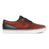 DC Switch S - Burgundy BUR - Men's Skateboard Shoes