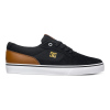 DC Switch S - Black/Brown/White XKCW - Men's Skateboard Shoes