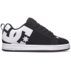 DC Court Graffik - Black (001) - Men's Skateboard Shoes