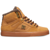 DC Spartan WC WNT High-Top - Wheat/Dark Chocolate (WD4) - Men's Skateboard Shoes