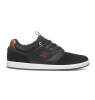 DC Cole Signature - Black/Red/White (XKRW) - Men's Skateboard Shoes