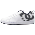 DC Court Graffik S - Denim (DNM) - Women's Skateboard Shoes