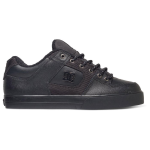 DC Pure SE - Black (BK3) - Men's Skateboard Shoes