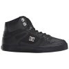 DC Spartan High WC - Black (BK3) - Men's Skateboard Shoes