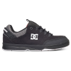 DC Syntax SN - Black/White/Red (BW5) - Men's Skateboard Shoes