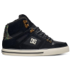 DC Spartan High WC - Black Camo (BLO) - Men's Skateboard Shoes