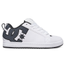 DC Court Graffik SE - White Smooth (WSM) - Men's Skateboard Shoes