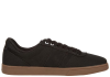 DVS Fulham - Black/Gum Canvas 005 - Skateboard Shoes