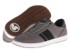 DVS Fulham - Grey Canvas 020 - Skateboard Shoes