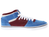 DVS Torey - Blue/Port 400 - Skateboard Shoes