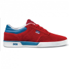 DVS Vapor - Red Suede 600 - Skateboard Shoes