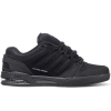 DVS Tycho - Black/Black Trubuck 002 - Skateboard Shoes