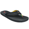 DVS Rincon - Black/Rasta 001 - Sandals