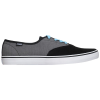 DVS Fantom - Black Chambray - Men's Skateboard Shoes
