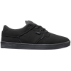 DVS Quentin - Black/Black 010 - Men's Skateboard Shoes