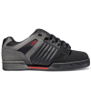 DVS Celsius - Black/Grey/Red 008 - Men's Skateboard Shoes