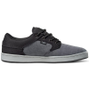DVS Quentin - Black/Grey Textile 009 - Men's Skateboard Shoes