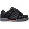 DVS Celsius - DE Black/Grey Nubuck 005 - Men's Skateboard Shoes