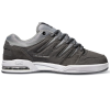 DVS Tycho - Grey/Grey/White 022 - Men's Skateboard Shoes