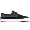 Fallen Roach - Black/Grey Chambray - Men's Shoes