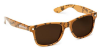 Glassy Leonard - Snake Brown - Sunglasses