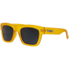 Brigada Big Shot - Burnt Orange/Frost w/ Smoke Polarized Lens - Sunglasses