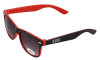 Baker Brand Logo - Black/Red - Sunglasses