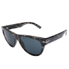 Electric Visual Arcolux - Black/Grey Animal Print - Womens Sunglasses