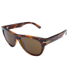 Electric Visual Arcolux - Brown Animal Print - Womens Sunglasses