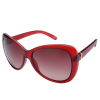 Electric Visual Magenta - Red - Womens Sunglasses