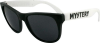 Mystery Logo Sunglasses - White - Apparel Accessories