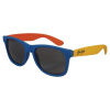 Bro Style Sunnies - OS Unisex - Orange/Blue/Yellow - Sunglasses