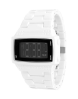 Vestal Dolby Plastic - White - Mens Watch
