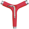 Rock On Y-Tool - Red - Skateboard Tool